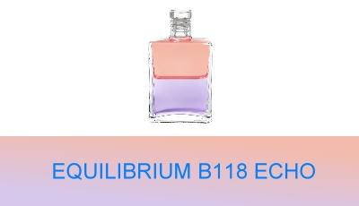 Equilibrium B118 Echo Aura Soma Gemme di Luce